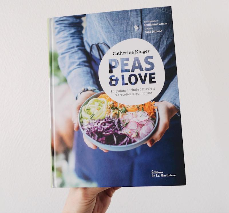 Couverture livre Love and Peas
